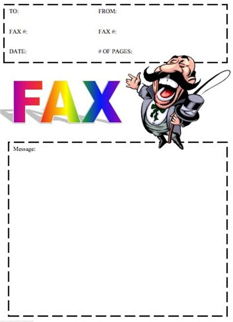 8 Fax Cover Letter Examples - Templatenet